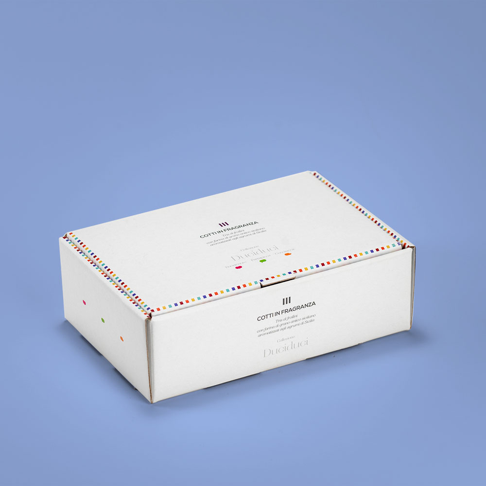 Duci Duci Box | Collezioni Idee Regalo | Cotti in Fragranza | Palermo