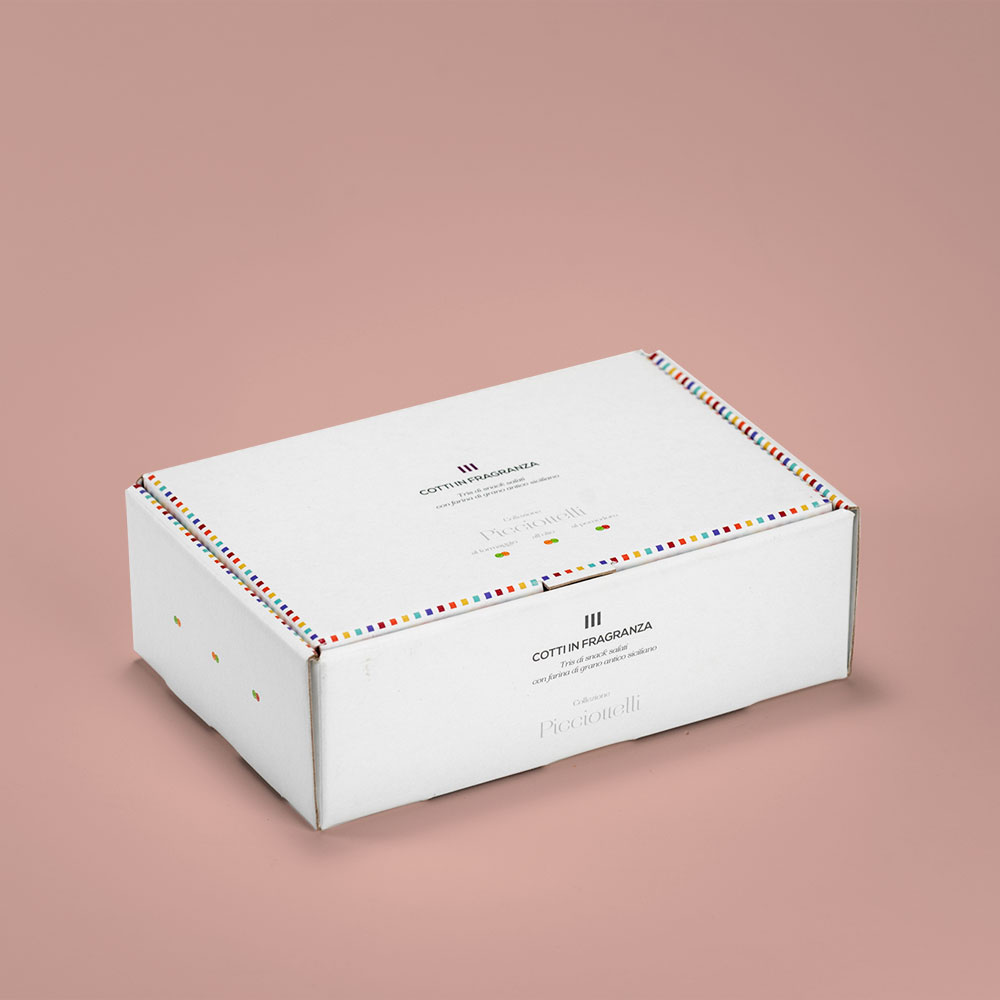 Picciottelli Box | Collezioni Idee Regalo | Cotti in Fragranza | Palermo